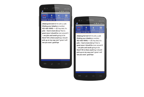Android Smartphones App